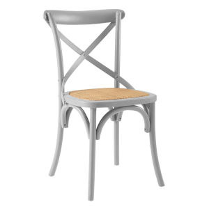 Hayden Light Gray 20-Inch Dining Side Chair