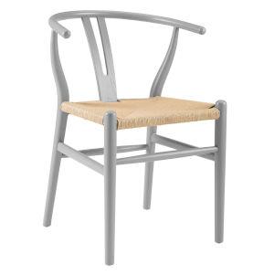 Hayden Light Gray 23-Inch Dining Side Chair