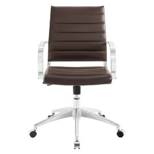 Selby Brown Mid Back Office Chair