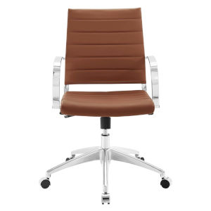 Selby Terracotta Mid Back Office Chair