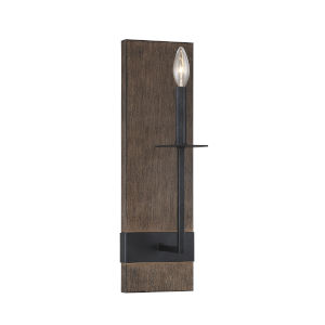 Fulton Remington One-Light Wall Sconce