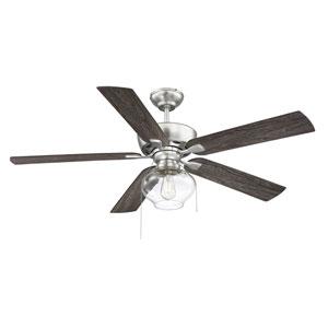 Lex Brushed Nickel LED Ceiling Fan