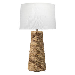 Natural Seagrass One-Light Haven Table Lamp
