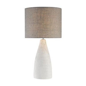 Nicollet Polished Concrete One-Light Table Lamp