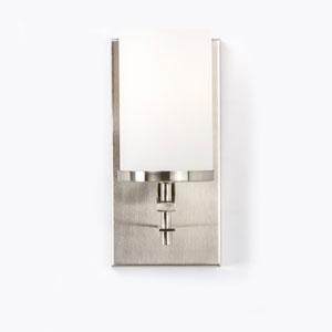 Nicollet Satin Nickel One-Light Wall Sconce