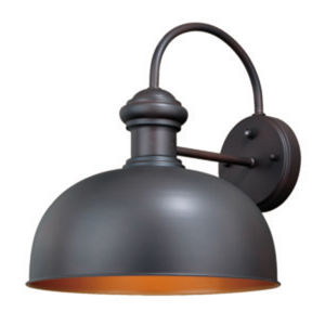 Knox Oil Burnished Bronze One-Light Outdoor Wall Mount