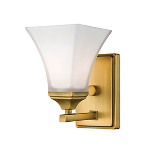 Bryant Bronze One-Light Bath Vanity