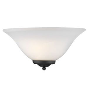 Lyndale Black One-Light Wall Sconce