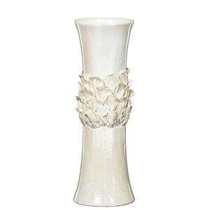 Moonshine Cream Vase