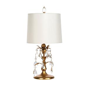 Peridot Gold One-Light Table Lamp