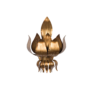 Tuscan Gold  Two-Light Wall Sconce
