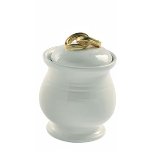 Small Chanel Jar Ceramic Decorative Jar