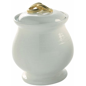 Large Chanel Jar Ceramic Decorative Jar