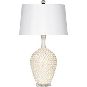 Cream Glaze One Light Seychelles Lamp