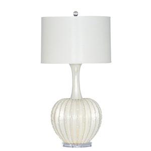 Swan Lake Ceramic Table Lamp