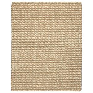 Zatar Jute and Wool Rectangular: 3 Ft. x 5 Ft. Rug