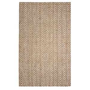 Sandscape Jute Rectangular: 4 Ft. x 6 Ft. Area Rug