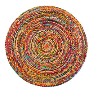 Sayulita Round: 4 Ft. Area Rug