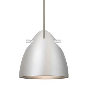 Tune Satin Nickel One-Light LED Pendant