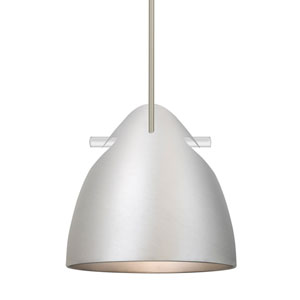 Tune Satin Nickel One-Light Pendant