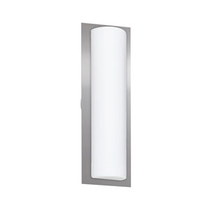 Barclay White Two-Light Wall Sconce With Opal Matte Glass