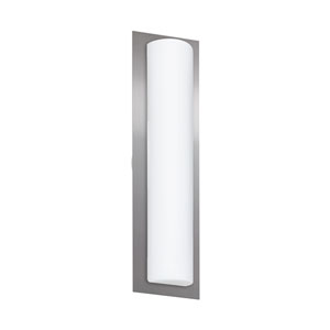 Barclay White Three-Light Wall Sconce With Opal Matte Glass