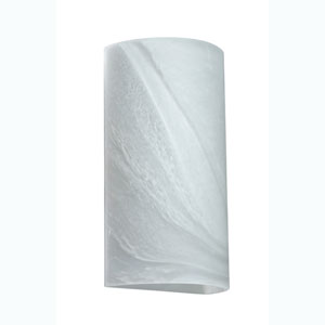 Series 1189 Marble Cylinder Wall Sconce