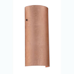 Torre Copper Foil Bronze Sconce