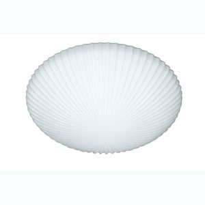 Series 945 Opal Flush Ceiling Light