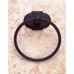 Chateau Oil Rubbed Bronze Towel Ring