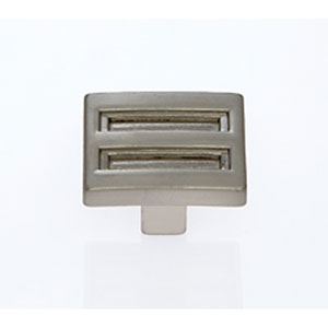 Satin Nickel Transitional Knob