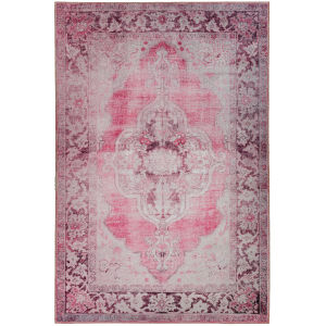 Amanti Blush Rectangular: 2 Ft. 3 In. x 7 Ft. 7 In. Rug