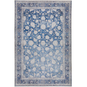 Amanti Navy Rectangular: 7 Ft. 10 In. x 9 Ft. 10 In. Rug