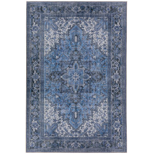 Amanti Cobalt Rectangular: 7 Ft. 10 In. x 9 Ft. 10 In. Rug