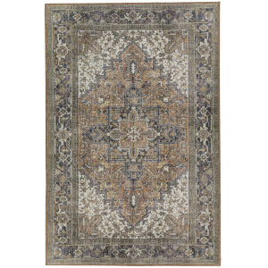 Amanti Chocolate Rectangular: 8 Ft. 6 In. x 12 Ft. 9 In. Rug