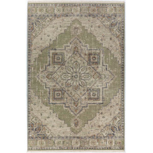 Baku Aloe Rectangular: 9 Ft. 4 In. x 13 Ft. 3 In. Rug