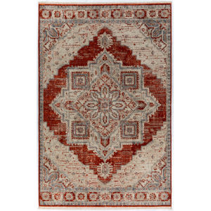 Baku Mandarin Rectangular: 7 Ft. 6 In. x 9 Ft. 8 In. Rug