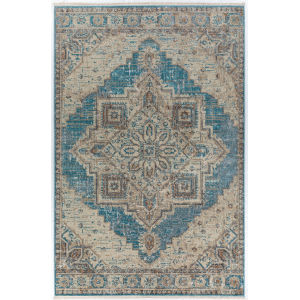 Baku Ocean Rectangular: 9 Ft. 4 In. x 13 Ft. 3 In. Rug