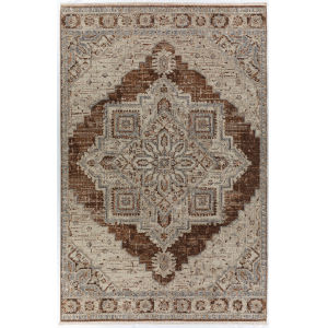 Baku Walnut Rectangular: 7 Ft. 6 In. x 9 Ft. 8 In. Rug