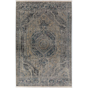 Baku Taupe Rectangular: 9 Ft. 4 In. x 13 Ft. 3 In. Rug