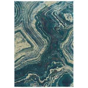 Formations Beryl Rectangular: 5 Ft. 3 In. x 7 Ft. 7 In. Rug