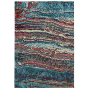 Formations Agate Rectangular: 3 Ft. 3 In. x 5 Ft. 1 In. Rug