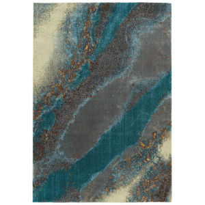 Formations Moonstruck Rectangular: 5 Ft. 3 In. x 7 Ft. 7 In. Rug