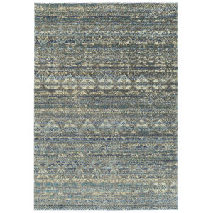 Galli Azure Rectangular: 3 Ft. 3 In. x 5 Ft. 1 In. Rug
