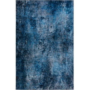 Nebula Deep Sea Rectangular: 5 Ft. x 7 Ft. 6 In. Rug