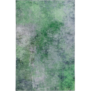 Nebula Kiwi Rectangular: 2 Ft. 3 In. x 7 Ft. 6 In. Rug