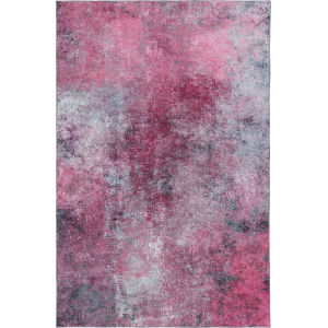 Nebula Rose Quartz Rectangular: 8 Ft. x 10 Ft. Rug