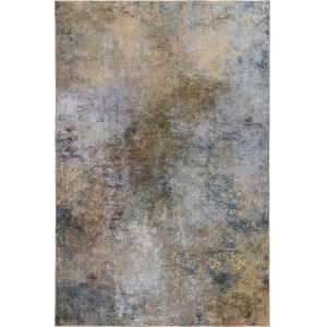 Nebula Saffron Rectangular: 5 Ft. x 7 Ft. 6 In. Rug