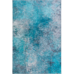 Nebula Seaglass Rectangular: 2 Ft. 3 In. x 7 Ft. 6 In. Rug