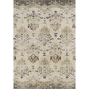 Antigua Chocolate Rectangular: 5 Ft. 3 In. x 7 Ft. 7 In. Rug